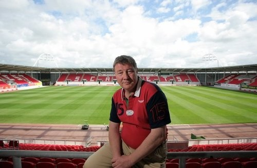 Scarlets Chairman Nigel Short